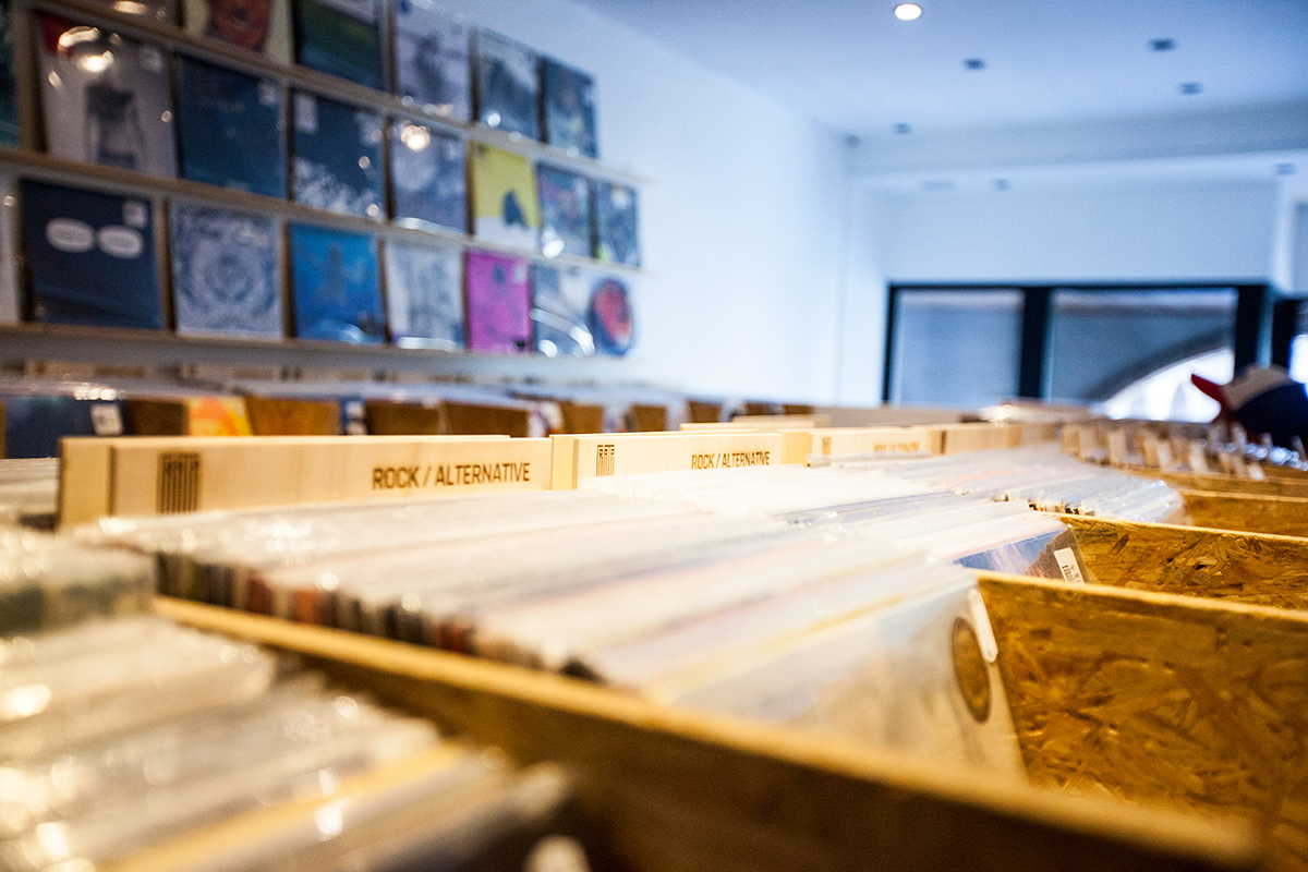 Crate Records (by Thijs Bliki)