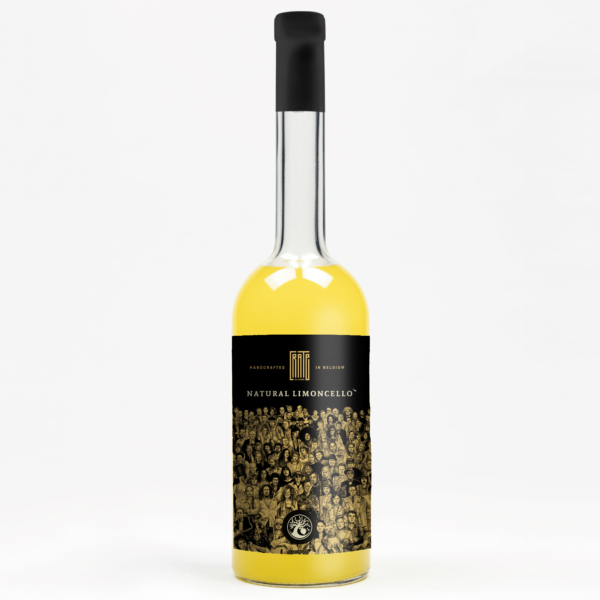 Crate Records Natural Limoncello